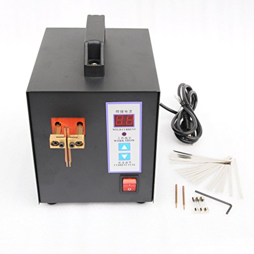 Portable Battery Welder - 8