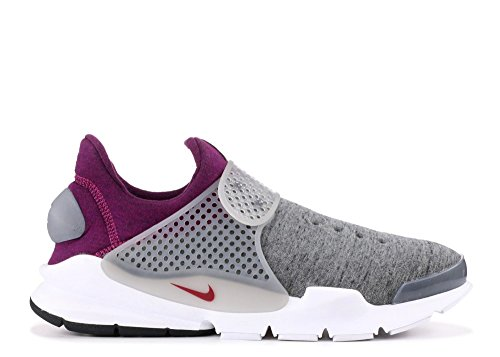 Dart Tech Nike Cool Uomo Sportive Heather Grey mlbrry Grey Gris Grigio Scarpe Fleece Sock FBRqxR5