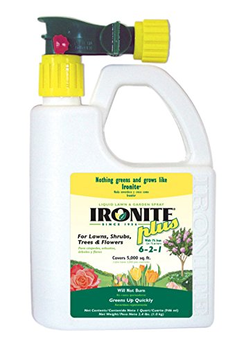 Ironite Plus Lawn & Garden Spray 32 oz. by CENTRAL GARDEN AND PET