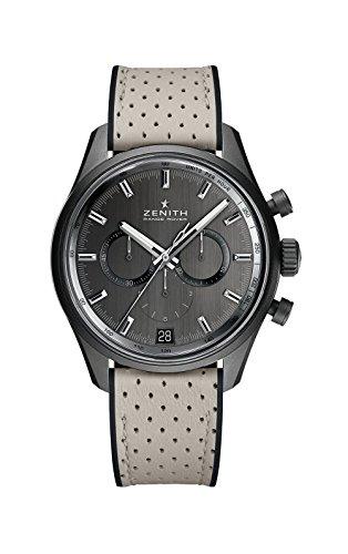 Zenith El Primero 36'000 VpH 42mm Mens Range Rover Watch 24.2040.400/27.R797