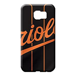samsung galaxy s6 First-class Fashion Hot Style phone back shells baltimore orioles mlb baseball