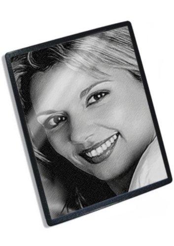 Signed Original Actress - TERYL ROTHERY - Original Art Mouse Mat (Signed by the Artist) #js002