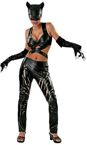 Catwoman Deluxe Adult Costume - Medium]()