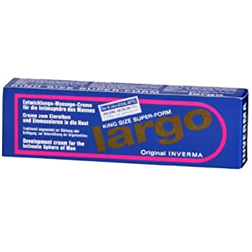 Amazon com: King Size Largo Penis Cream 40ml: Health