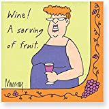 Design Design Serving of Fruit Cocktail Napkins, Multicolor