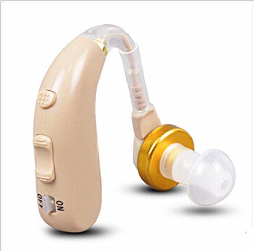 Audífono Recargable Inalámbrico USB Oídos De Orejeras Invisibles para El Oído Original Sonidos Originales Detrás De...