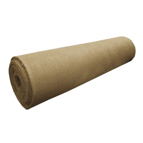 Natural Burlap Fabric - 2 Yards