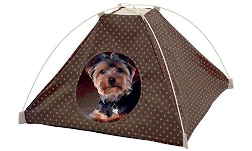 Comfy Popup Pet Tent ...  sc 1 st  Pets Web Depot & Comfy Popup Pet Tent u2013 Indoor u0026 Outdoor Dog Bed u2013 Cat Tent Bed w ...