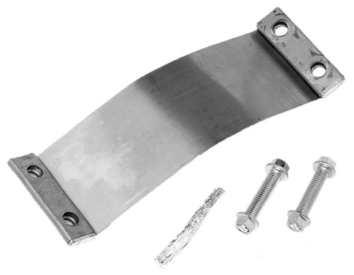 """Walker (35937) 4"""" Stainless Steel Flat Band Clamp"""