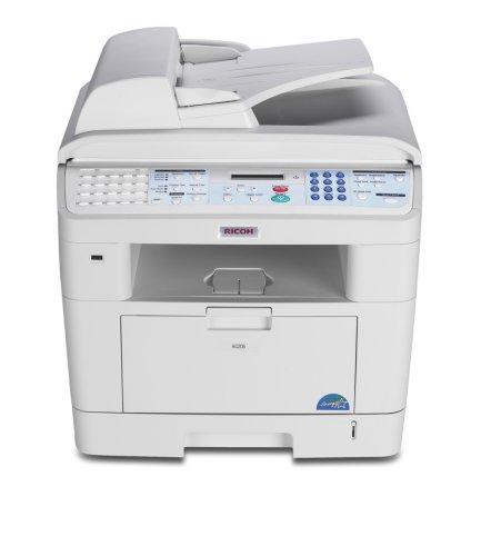 Ricoh AC205L Laser 22 ppm 600 x 600 dpi - Impresora multifunción ...