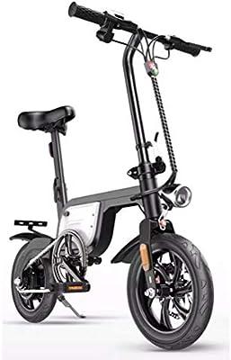 ZHJIUXING HO Bicicleta Eléctrica, Bici de Ciudad/Excursión ...