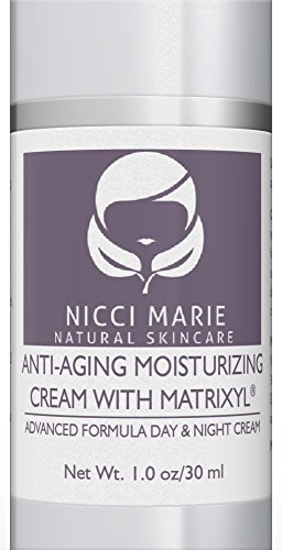 Nicci Marie Skincare Aging Moisturizer product image