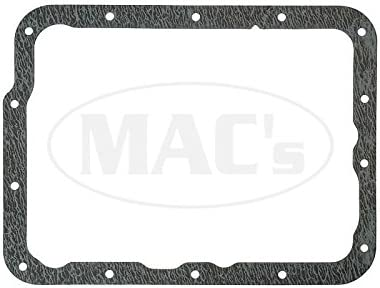 MACs Auto Parts 42-27603 Automatic Transmission Oil Pan Gasket Cruise-O-Matic Transmission