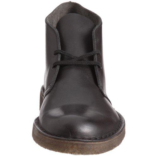 Desert Clarks Black Nero Boot 00111442 Stivali uomo 8dBv6dq