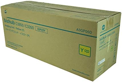 Imaging Unit Konica Minolta IUP-22C Cyan Bizhub C3350 C3850 50000 pages