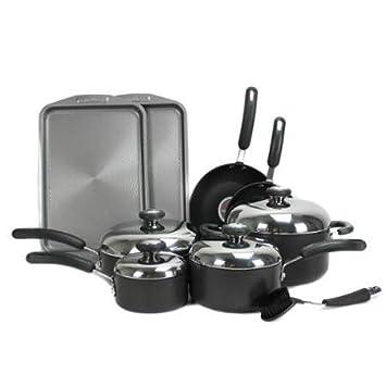 Circulon - 83580 Juego de 13 Utensilios de cocina antiadherentes de ...