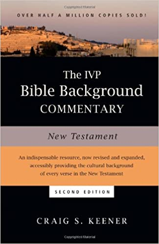 The IVP Bible Background Commentary: New Testament: Craig S