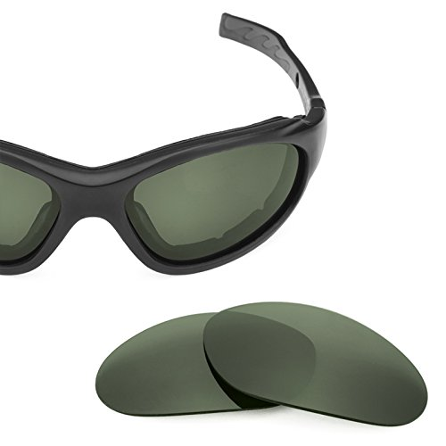X Wiley Lentes Gris XL de Polarizados repuesto Opciones Advanced para Verde múltiples 1 — 4qqnHaZ