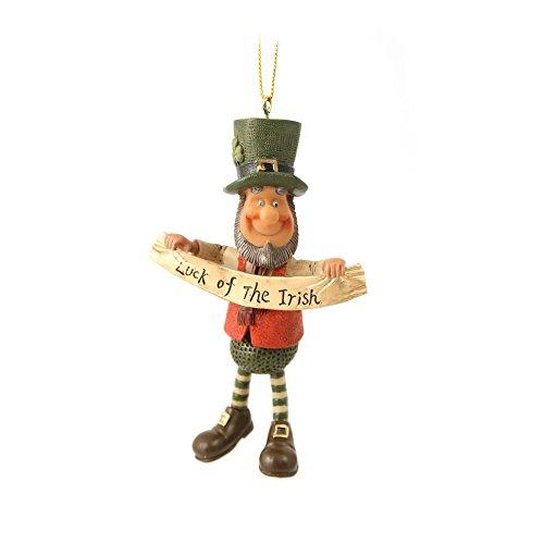 Finnian Hanging Decoration - Luck Of The Irish Wobblers ()