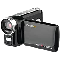 BELL+HOWELL DV200HD 5.0 Megapixel Dv200HD 720p HD Digital Video Camcorder PET2