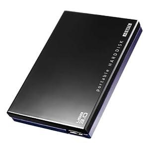 I-O DATA USB3.0対応 レグザ・アクオス録画対応 「カクうす」 1.0TB ブラック HDPE-UT1.0