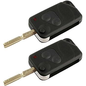 Amazon Com Remote Keyless Entry Fob Uncut Blade Blank Key