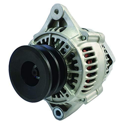 New Alternator For CATERPILLAR 302.5C 303CR MINI EXCAVATOR S3L2 Mitsubishi 102211-9010 32868-03201
