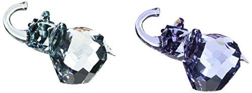 Swarovski Crystal Elephant - Swarovski In Love Paul & Paula Figurine
