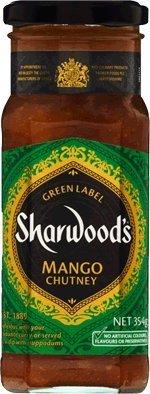 Sharwood's Green Label Mango Chutney