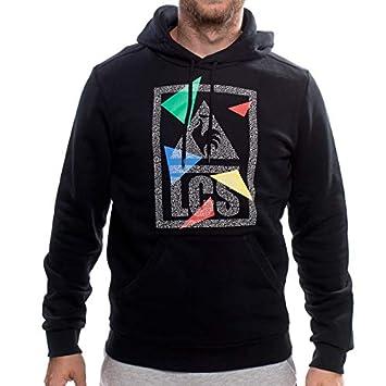 Le coq sportif Sudadera Core Anoba po hoodie Black Talla S: Amazon.es: Deportes y aire libre