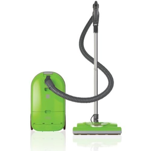 Kenmore Canister Vacuum Cleaner, Lime 29229 Review