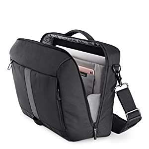 "Belkin Classic Pro Messenger Bag for Laptops up to 15.6"" by Belkin"
