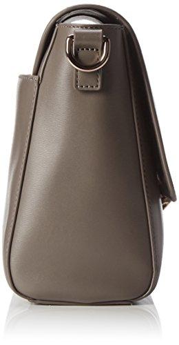 2 Braun 399 Borsa Tracolla A Duckhera 0 Donna Tangerine mud 50qw7f0