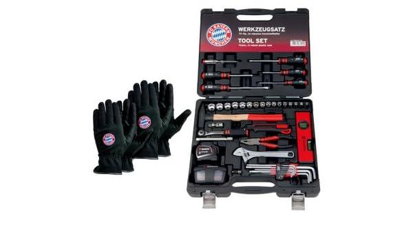 Maletín de herramientas FC Bayern Múnich Edition: Amazon.es: Bricolaje y herramientas
