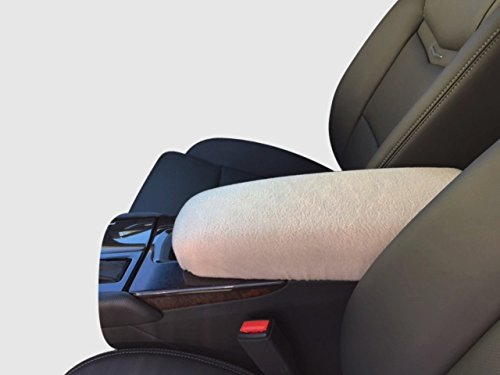 LEXUS LS 460 2007-2013 Car Auto Center Console Armrest Cover Protects from Dirt and Damage Renews old damaged consoles - Taupe