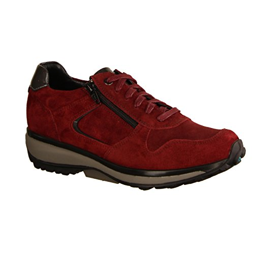 Rosso Scarpe Rot XSENSIBLE Donna Stringate qUaHCHwS
