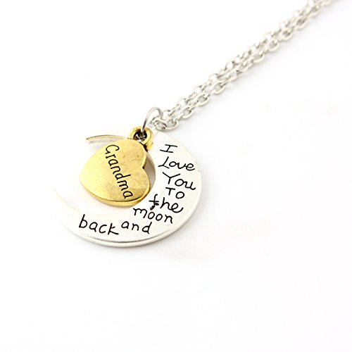Fashion Jewelry Birthday Pendant Necklace