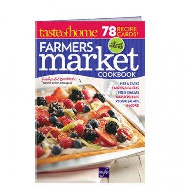 Taste of Home : Farmers Market Recipe Cards Magazine - Recipes Jam Pear