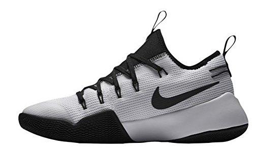 Nike Hypershift Tb, Zapatillas de Baloncesto para Niños Blanco (White / Black-Pure Platinum)