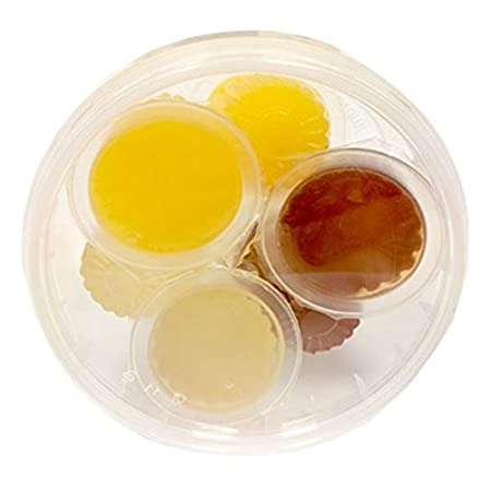 Gecko Jelly Pots for Reptiles Assorted x6