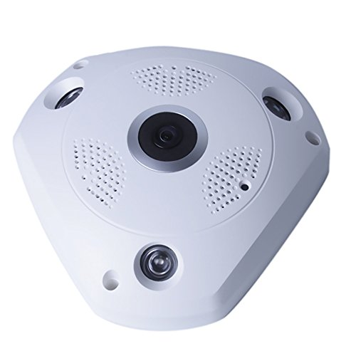 Price comparison product image 360 degree Mini Sports Action Panoramic VR Camera with WIFI
