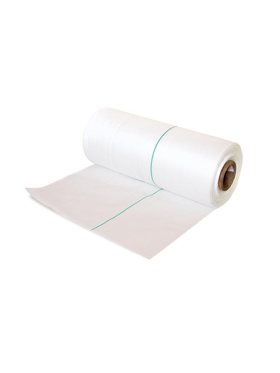 Unkrautvlies Weiss Gartenvlies Unkrautfolie Mulchfolie Mulchvlies GEO-Textil Rolle 165m² ca. 120g/qm