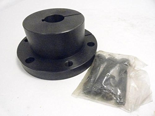 Martin SF 1 Quick Disconnect Bushing, Class 30 Gray Cast Iron, Inch, 1'' Bore, 3.125'' OD, 2.06'' Length by Martin