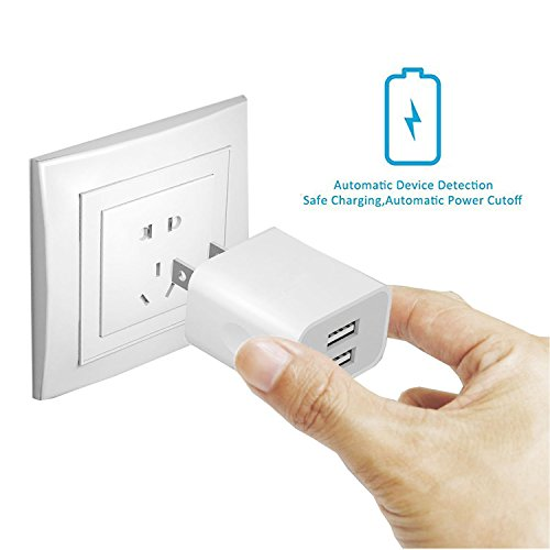 4 plug usb outlet - 1