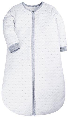 SHENGWEN Baby Sleep Sack Boys Girls Sleeping Bag Wearable Blanket Winter (Dots Longsleeve, (Quilted Sleepsack)