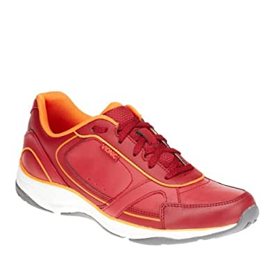 Vionic Zen - Womens Walking Shoes - Orthaheel Raspberry - 6 Medium
