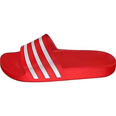 Amazon.com | adidas F35540 Adilette Shower Unisex red | Sandals