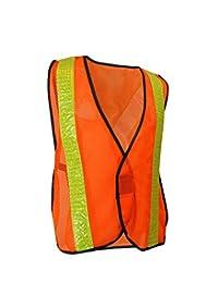 Jackfield MESH Safety Vest Orange