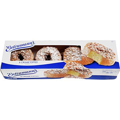 Entenmann's, Crumb Donuts, 15.5 oz