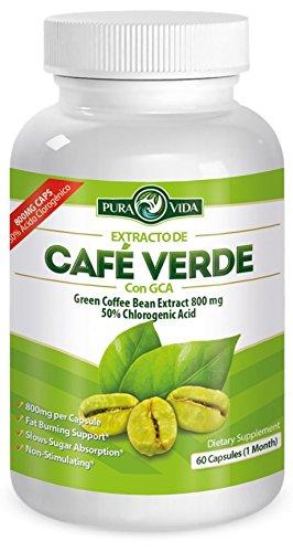 Green Coffee Extract Extracto Verde